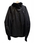 narifuri(ナリフリ)の古着「プルブレーカー パーカー」|ブラック