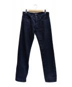 Mr.BATHING APE(ミスターベイシングエイプ)の古着「デニムパンツ」|インディゴ