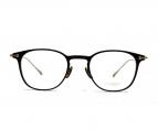 OLIVER PEOPLES(オリバーピープルズ)の古着「眼鏡」|ブラック