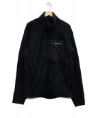 mont-bell(モンベル)の古着「クルマエアジャケット」|ブラック