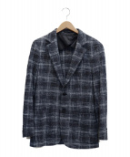 EDIFICE(エディフィス)の古着「BONOTTOジャケット」 グレー