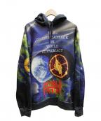 Supreme×Undercover(シュプリーム×アンダーカバー)の古着「Public Enemy Hooded Sweatshirt」