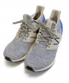 adidas(アディダス)の古着「UltraBOOST 4.0」|ブルー×グレー