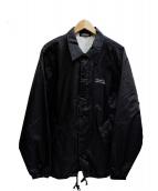 UNDERCOVER(アンダーカバ−)の古着「コーチジャケット」 ブラック