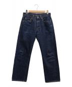 LEVIS VINTAGE CLOTHING(リーバイス ヴィンテージ クロージング)の古着「501XXデニムパンツ」|インディゴ