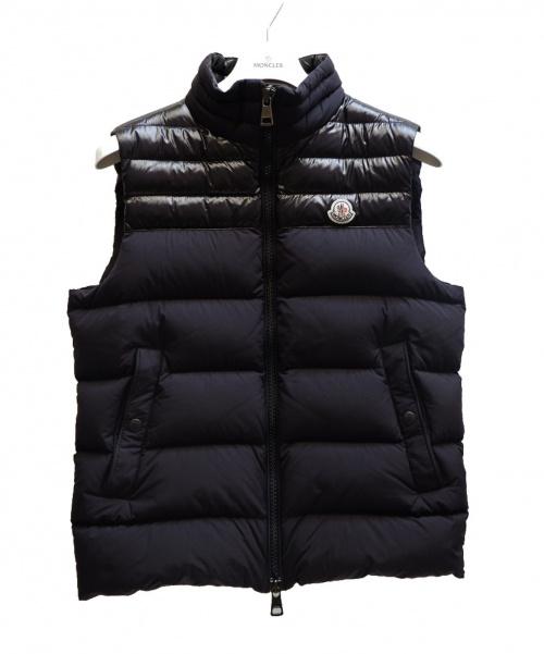 MONCLER(モンクレール)MONCLER (モンクレール) Deneb Giletダウンベスト ブラック サイズ:表記サイズ:3 18AWの古着・服飾アイテム