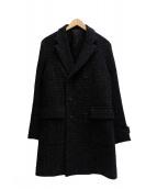Rags McGREGOR(ラグスマックレガー)の古着「ダブルコート」|ブラック