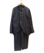 LIMI feu(リミフゥ)の古着「セットアップ」|グレー