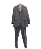 BEAMS F(ビームスエフ)の古着「セットアップスーツ」|グレー