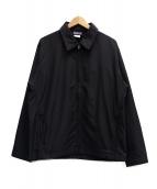 Patagonia(パタゴニア)の古着「ナイロンジップアップジャケット」|ブラック