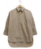 MADISON BLUE(マディソンブルー)の古着「シャツ」|ブラウン