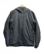 ARCTERYX(アークテリクス)の古着「中綿ジャケット」|グレー