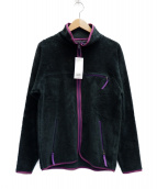 CAL O LINE(キャルオーライン)の古着「フリースジャケット」|グリーン
