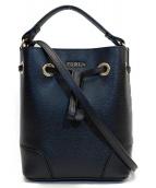 FURLA(フルラ)の古着「Stacyショルダーバッグ」|ブラック