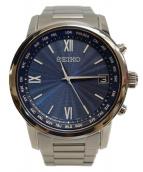 SEIKO(セイコー)の古着「腕時計」|ネイビー