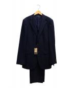 COMME CA MEN(コムサメン)の古着「セットアップスーツ」|ネイビー