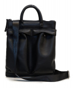 KAIKO(カイコー)の古着「HELMET 3WAY SHOULDER BAG」|ブラック