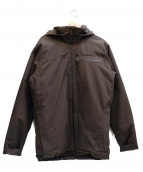 Patagonia(パタゴニア)の古着「Interlodge Down Jacket」|ブラウン