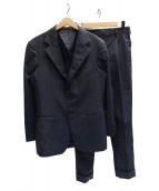 NOME GOTAIRIKU(ノーム ゴタイリク)の古着「3Bスーツ」|ネイビー