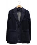 UNITED TOKYO(ユナイテッドトウキョウ)の古着「パネルデザインジャケット」|インディゴ