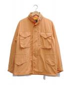 ()の古着「M-65 RIPSTOP」|オレンジ