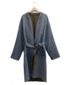 HYMI.(ハイミイ)の古着「コート」|グレー