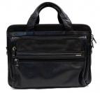 TUMI(トゥミ)の古着「スモールエクスパンダブルコンピューターブリーフバッグ」|ブラック