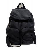 SEE BY CHLOE(シーバイクロエ)の古着「JOYRIDER BACKPACK」|ブラック