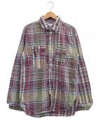 Engineered Garments(エンジニアードガーメン)の古着「チェックシャツ」 マルチカラー