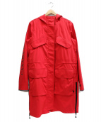 CANADA GOOSE(カナダグース)の古着「SEABOARD JACKET」|レッド