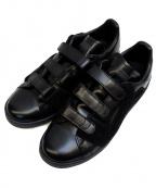 adidas by RAF SIMONS(アディダス バイ ラフシモンズ)の古着「スニーカー」|ブラック