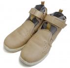 suicoke(スイコック)の古着「スニーカーブーツ」|ベージュ