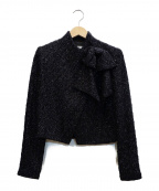 alice+olivia(アリスアンドオリビア)の古着「ウールジャケット」 ブラック