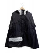 Supreme(シュプリーム)の古着「テープドシームジャケット」|ブラック