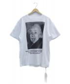 ()の古着「Einstein T-Shirt」|ホワイト