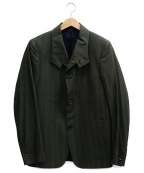 UMIT BENAN(ウミットベナン)の古着「ジャケット」|オリーブ