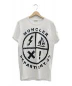 ()の古着「アイコンロゴワッペンtシャツ」|ホワイト