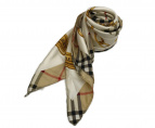 BURBERRY LONDON(バーバリーロンドン)の古着「スカーフ」|ベージュ