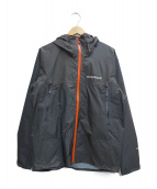 mont-bell(モンベル)の古着「ストームクルーザージャケット」|ブラック
