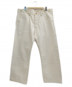 Trophy Clothing(トロフィークロージング)の古着「パンツ」 ホワイト