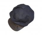 OLD CROW(オールドクルー)の古着「キャスケット」|インディゴ