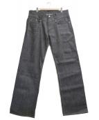GANGSTERVILLE(ギャングスタビル)の古着「デニムパンツ」|インディゴ