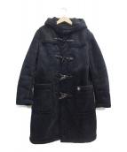 ORCIVAL(オーシバル)の古着「ダッフルコート」|ブラック
