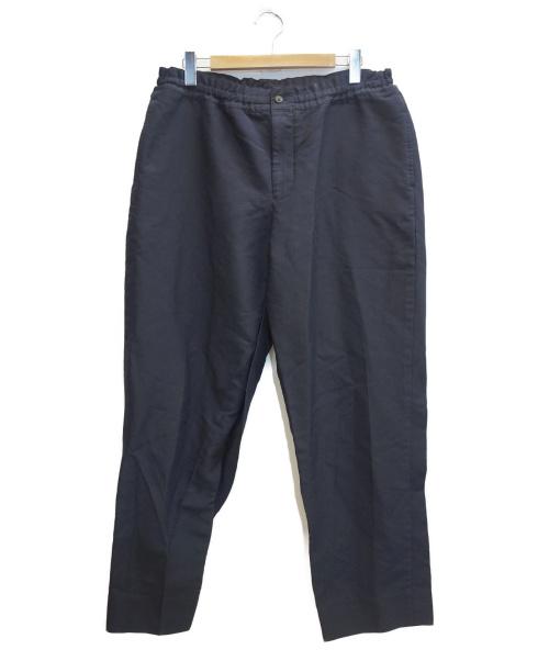 COMME des GARCONS HOMME DEUX(コムデギャルソン オム ドゥ)COMME des GARCONS HOMME DEUX (コムデギャルソン オム ドゥ) イージーパンツ ネイビー サイズ:表記サイズ:Lの古着・服飾アイテム