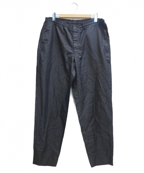 COMME des GARCONS HOMME DEUX(コムデギャルソン オム ドゥ)COMME des GARCONS HOMME DEUX (コムデギャルソン オム ドゥ) ポリ縮絨 エステルイージーパンツ インディゴ サイズ:表記サイズ:XLの古着・服飾アイテム