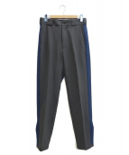 N.HOOLYWOOD(エヌハリウッド)の古着「サイドラインパンツ」|グレー