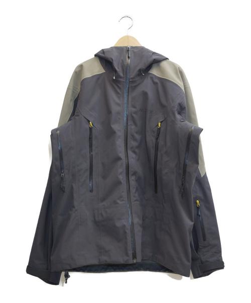 ARCTERYX(アークテリクス)ARCTERYX (アークテリクス) フーデッドジャケット オリーブ サイズ:表記サイズ:S GORE-TEXの古着・服飾アイテム