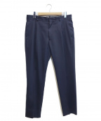 H BEAUTY&YOUTH()の古着「HIGH/FRM TWL 1P TAPERED PANTS」|ネイビー