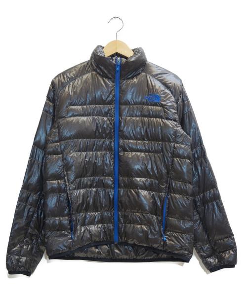 THE NORTH FACE(ザノースフェイス)THE NORTH FACE (ザノースフェイス) ライトヒートダウンジャケット ブラック サイズ:表記サイズ:Mの古着・服飾アイテム