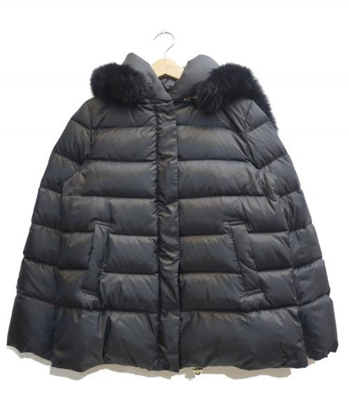 B:MING LIFE STORE(ビーミングライフストア)B:MING LIFE STORE (ビーミングライフストア) ダウンジャケット ブラック サイズ:表記サイズ:Lの古着・服飾アイテム